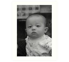 Bao Bao Art Print