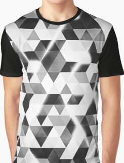 AMPED (MONOCHROME) Graphic T-Shirt