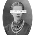 Hello Lesya! by motherofmice