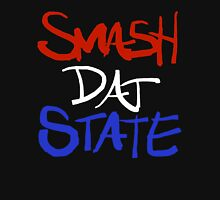 SMASH DAT STATE (Red White and Blue) Unisex T-Shirt