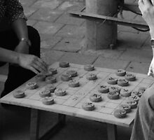 Chinese Chess by GWillikers