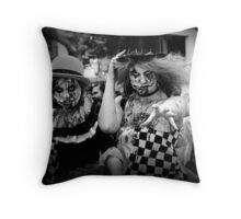 Come to Me..............Happy Halloween Throw Pillow