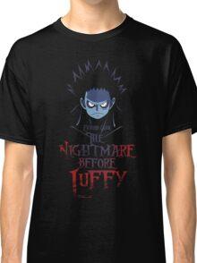 Nightmare Before Luffy Classic T-Shirt