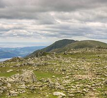 A Walk On The Coniston Fells by Jamie  Green