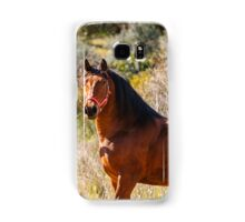 Outstanding in His Field! Samsung Galaxy Case/Skin