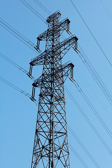 High Voltage Tower by mrivserg
