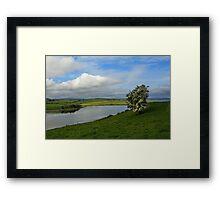 Inch Island Framed Print