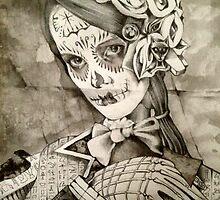 A Portrait Of Ms Gray by John Dicandia  ( JinnDoW )