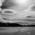 Glacial Skyscape by jon  daly