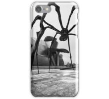 The Spider Of Bilbao iPhone Case/Skin