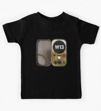 Warehouse 13 - Farnsworth Kids Tee