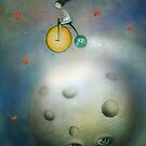 Over the moon by Amanda  Cass