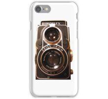 Twin Lens Reflex Camera iPhone iPhone Case/Skin