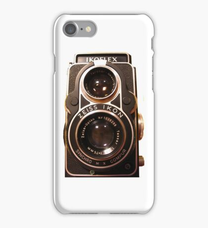 Twin Lens Reflex Camera iPhone iPhone Case/Skin