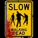 SLOW - WALKING DEAD by drsimonbutler