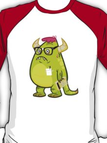 Monster Nerd T-Shirt