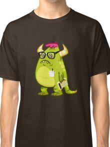 Monster Nerd Classic T-Shirt