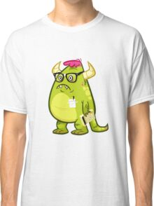 Monster Nerd Classic T-Shirt