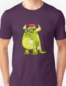Monster Nerd Unisex T-Shirt