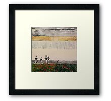 WALLFLOWERS Framed Print