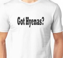 Hyenas Unisex T-Shirt