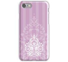 elegant serene pattern 5 iPhone Case/Skin