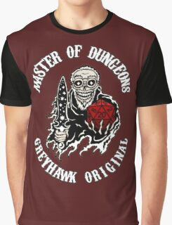 Master of Dungeons - Greyhawk Original Graphic T-Shirt