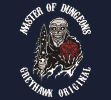 Master of Dungeons - Greyhawk Original One Piece - Long Sleeve