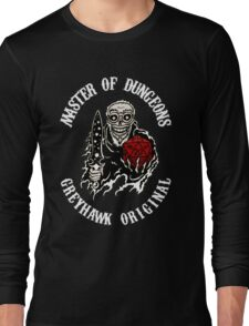 Master of Dungeons - Greyhawk Original Long Sleeve T-Shirt