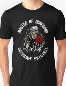 Master of Dungeons - Greyhawk Original T-Shirt