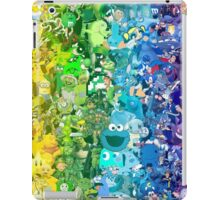 90's and 00's cartoon collection iPad Case/Skin
