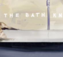 THE BATH KNIGHT Sticker