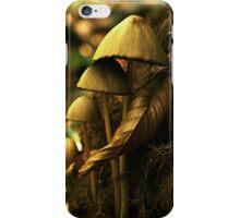 Shrooms iPhone Case/Skin
