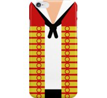 Enjolras Minimal Vest Case iPhone Case/Skin