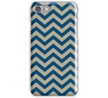 Bold Chevron Pattern 1 iPhone Case/Skin