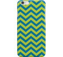 Bold Chevron Pattern 3 iPhone Case/Skin