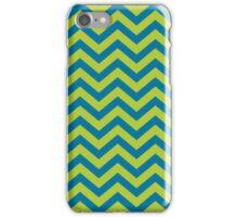 Bold Chevron Pattern 3 iPhone Case/Skin