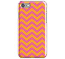 Bold Chevron Pattern 4 iPhone Case/Skin