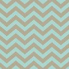 Bold Chevron Pattern 5 by Kat Massard