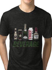 We Provide... Beverage Tri-blend T-Shirt