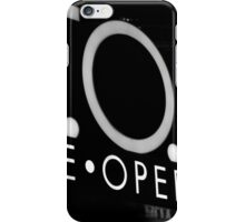 Toronto Neon iPhone Case/Skin