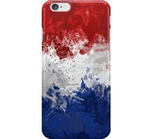 Netherlands Flag iPhone Case/Skin