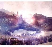 The Wizarding World Photographic Print