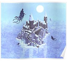 Hogwarts series (year 3: the Prisoner of Azkaban) Poster