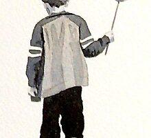 Magnus (detail) by ian osborne