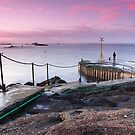 North Berwick Pier by Steve Jensen