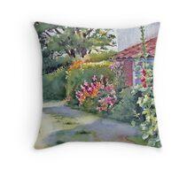 Norfolk Lane Throw Pillow