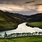 Glencourse Reservoir by Steve Jensen