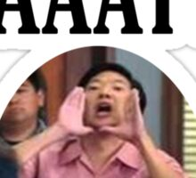 Ha Gay! Sticker