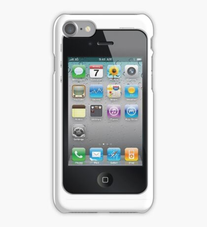 Flip Flop iPhone Case/Skin